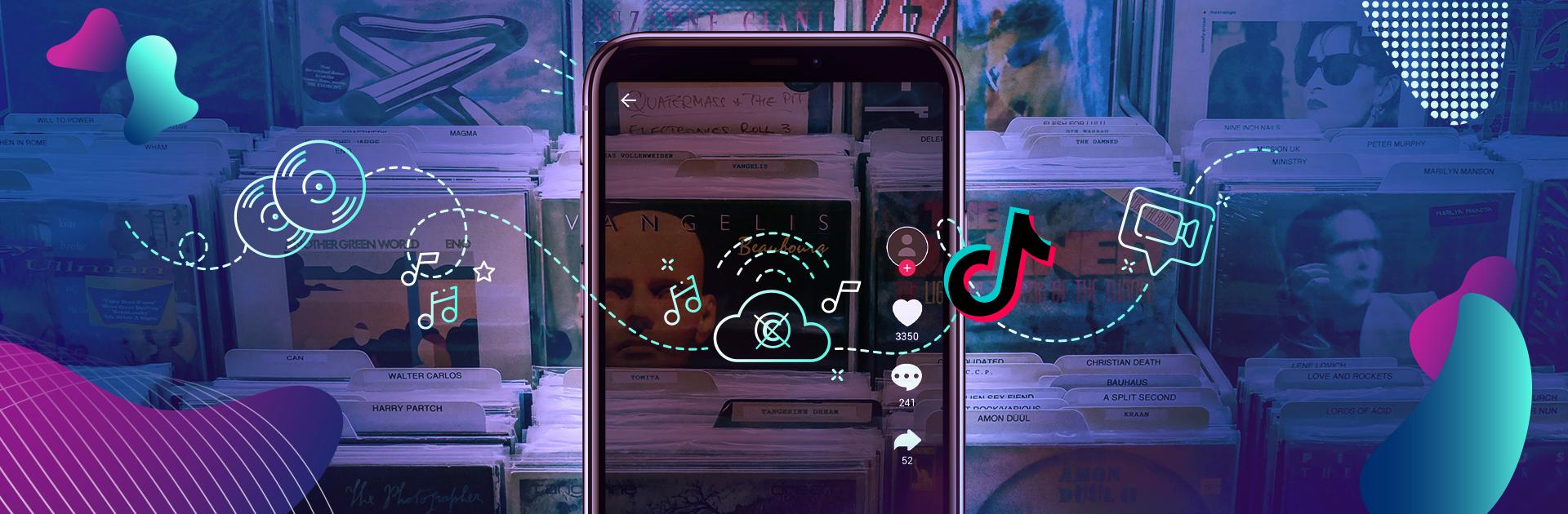 Diritti musicali e TikTok: please don't stop the music 🎵
