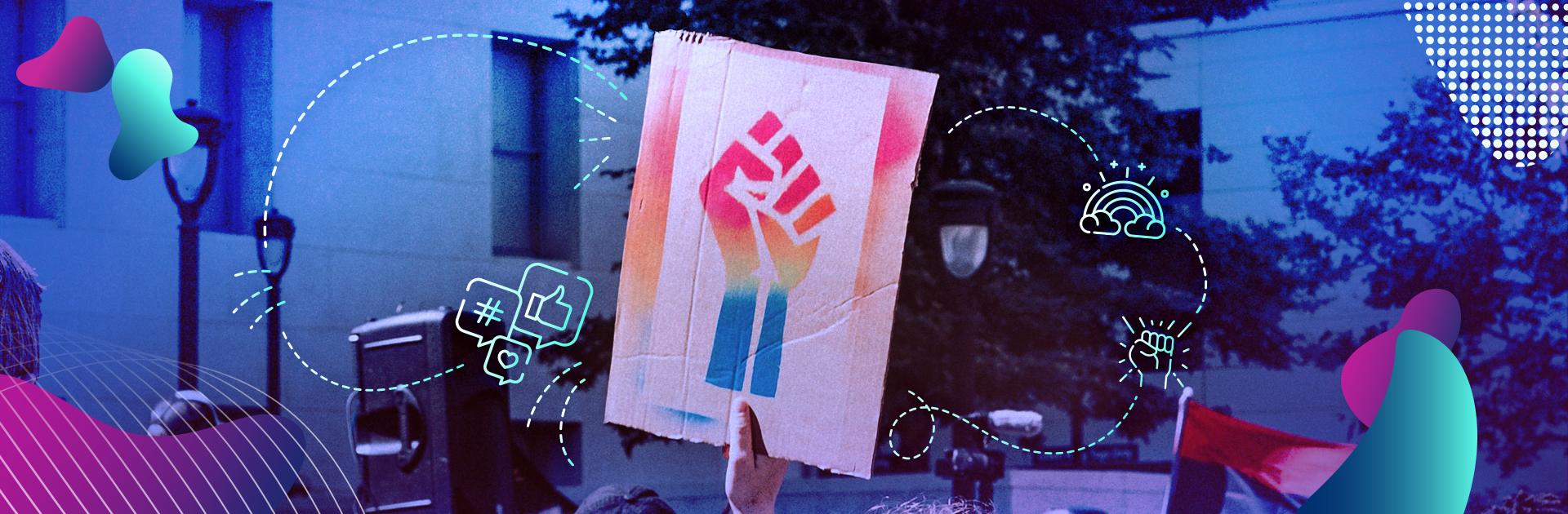 Black Lives Matter fa rima con Generazione Z