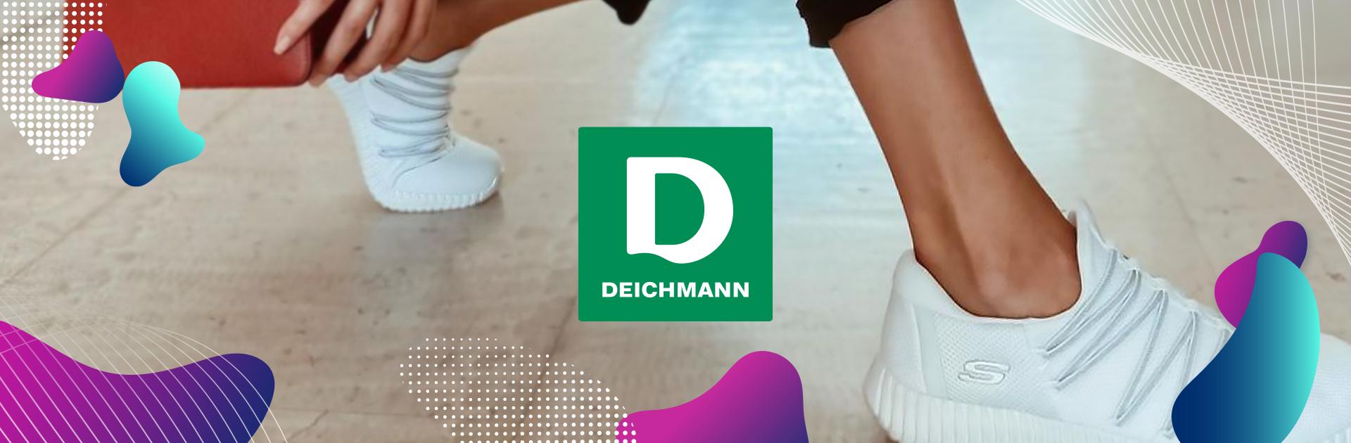 Influencer Marketing #aunpassodate per Deichmann