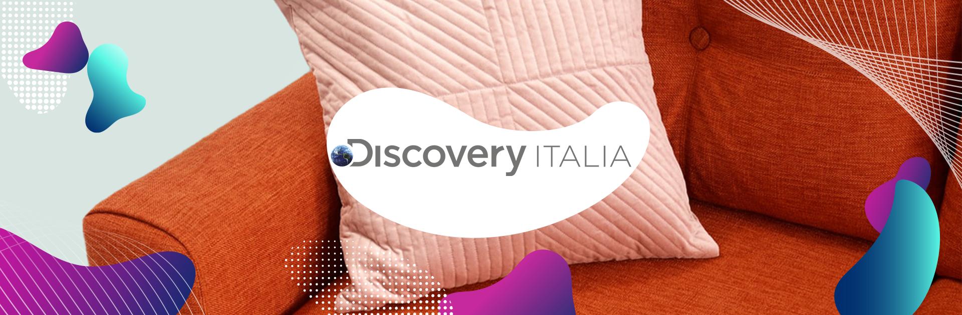 Influencer marketing per Discovery Italia